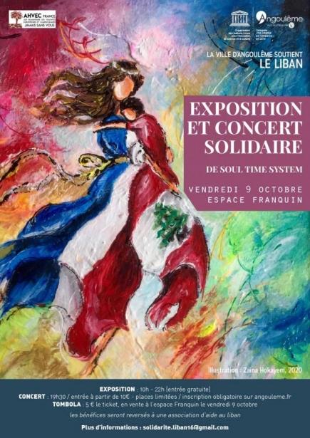 concert liban